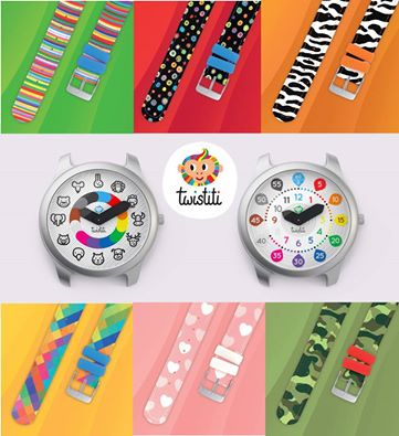 toujours populaire bon marché où acheter Les montres MADAME IRMA / TWISTITI – Sajou