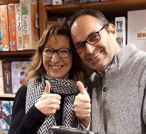 Amaya  & Thierry Sajou